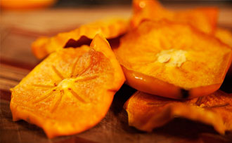 All About Persimmons