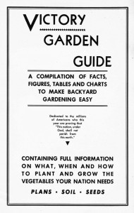 Victory Garden Guide