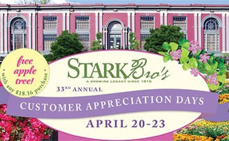 Garden Center: Customer Appreciation Days 2017