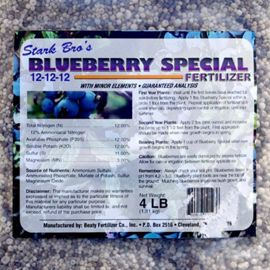 Stark® Blueberry Special Fertilizer