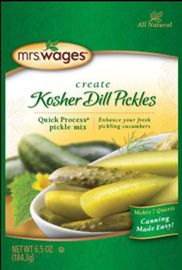 Mrs. Wages® Quick Process Pickle Mix