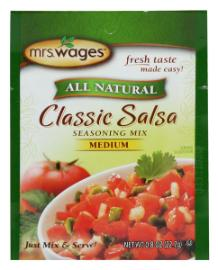 Mrs. Wages® Salsa Mix