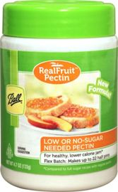 Ball® RealFruit™ Low or No Sugar Pectin