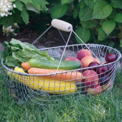 Wire Harvest Basket