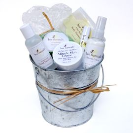 Bee Naturals™ Gift Pail