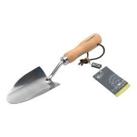 Photo of Burgon & Ball Stainless Steel Hand Trowel
