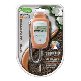 Luster Leaf® Digital Soil pH Meter