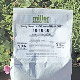 Miller's Fruit Tree Fertilizer