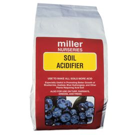 Miller's Brand Soil Acidifier