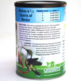 Songbird Essentials Clear Hummingbird Nectar