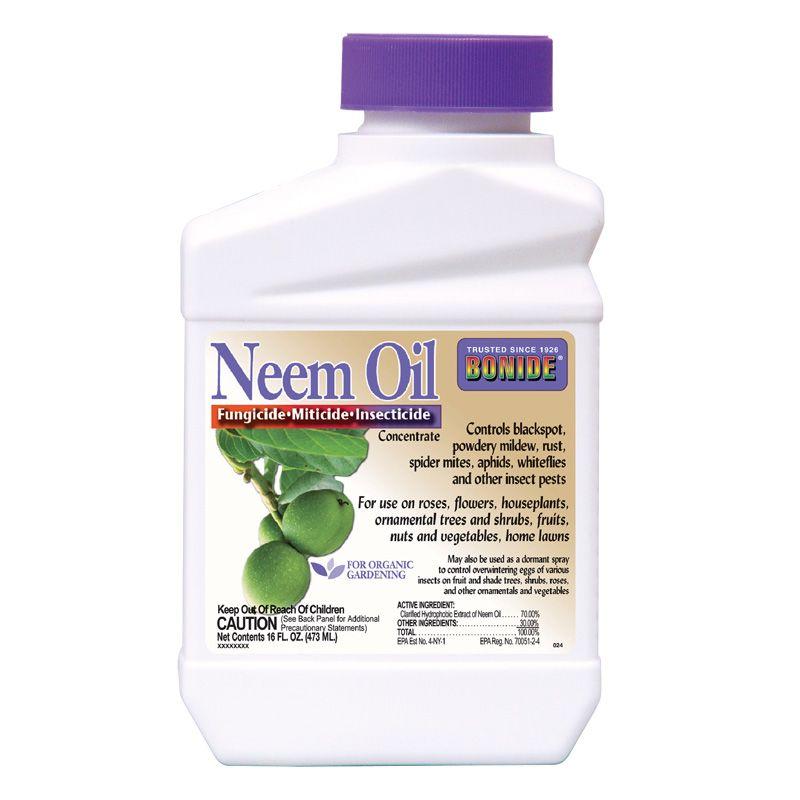 Bonide Neem Oil Pest Disease Controls Stark Bros
