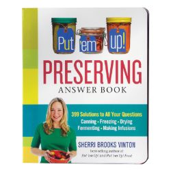 Photo of Put'em Up! Preserving Answer Book