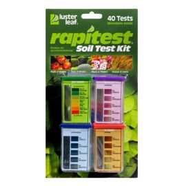 Photo of Luster Leaf® Rapitest® Soil Test Kit