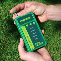 Luster Leaf® Rapitest® Digital Soil Test Kit