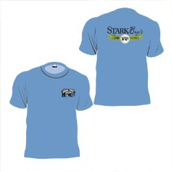Short Sleeve 200th Anniversary T-Shirt Columbia Blue