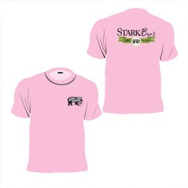 Short Sleeve 200th Anniversary T-Shirt Pink