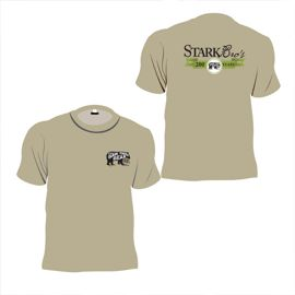 Short Sleeve 200th Anniversary T-Shirt Khaki