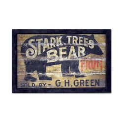 Stark® Wooden Wall Hanging