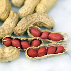 Tennessee Red Peanut Seed