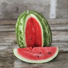 Photo of Crimson Sweet Watermelon Seed