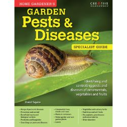 Home Gardener's Garden Pests & Diseases Book