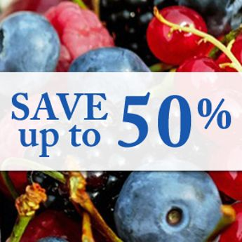 Fall Berry Sale