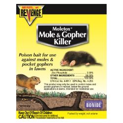 Bonide® Moletox II® Mole & Gopher Killer