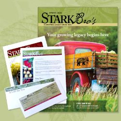 Stark Bro's Catalog and Gift Certificate