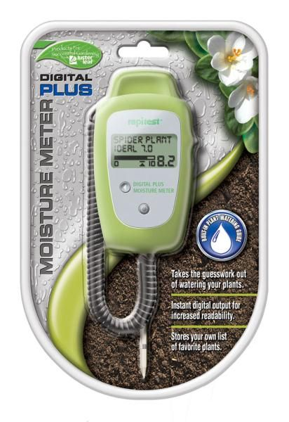 Luster Leaf® Digital Plus Moisture Meter